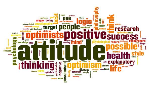 Attitude is Key