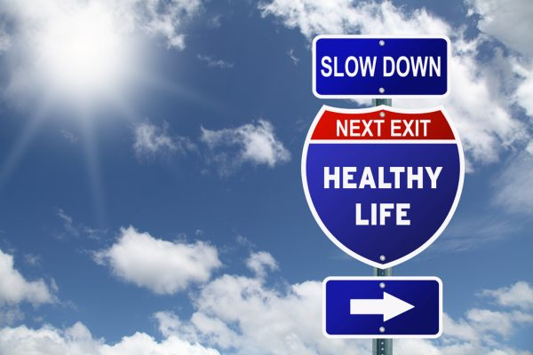 Slow Down Healthy Life