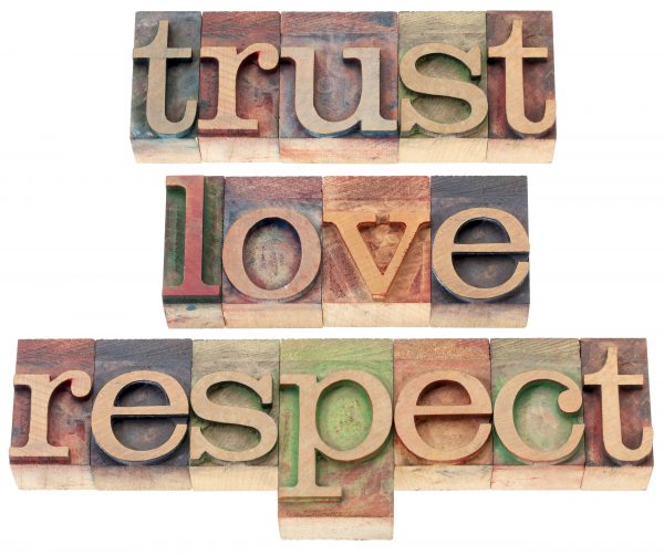 Trust Love Respect