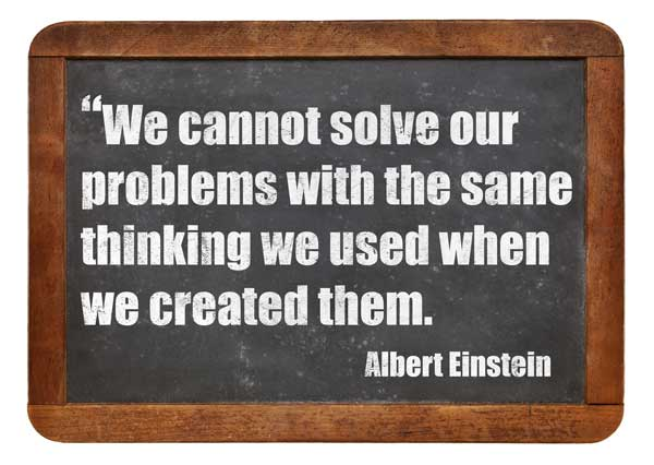 Solve Our Problems