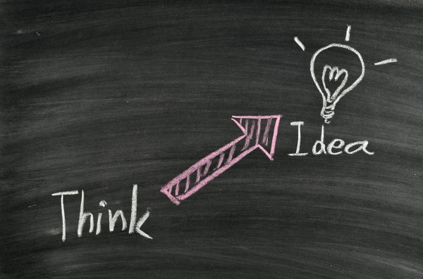 Take time to think about new ideas